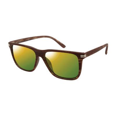 Arizona Full Frame Rectangular UV Protection Sunglasses-Mens