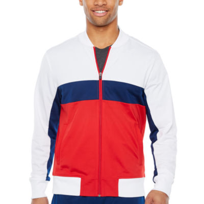 Xersion Fleece Bomber Jacket