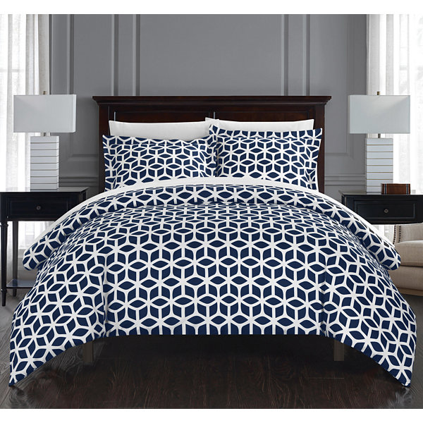 Chic Home Elizabeth Duvet Set