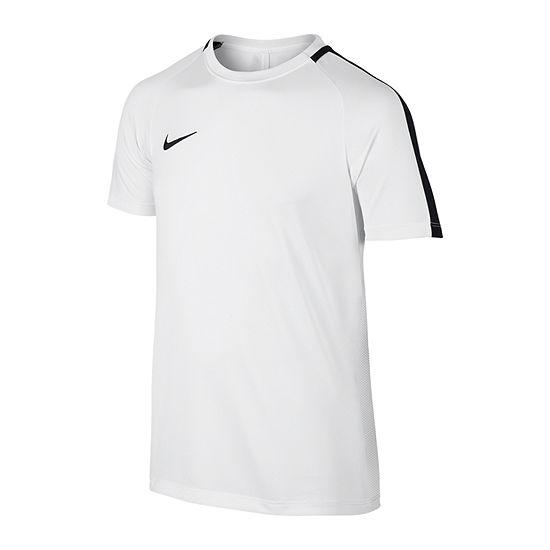8b4edb77 Nike Sportswear Short Sleeve Crew Neck T Shirt Big Kid Boys JCPenney