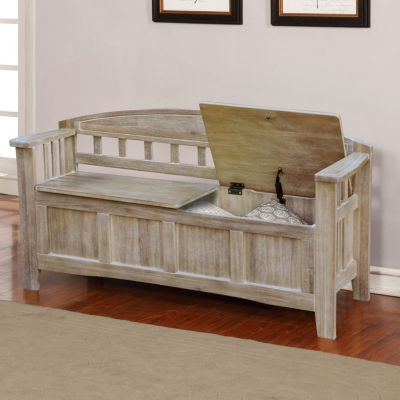 Aria Storage Bench