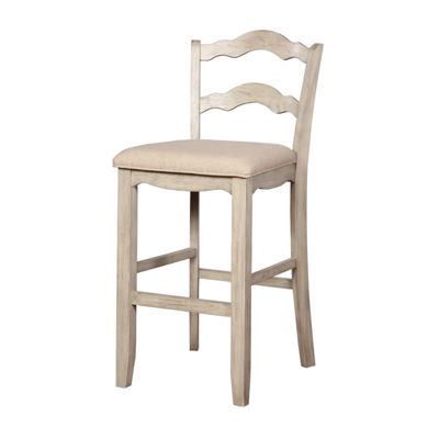 May Upholstered Bar Stool