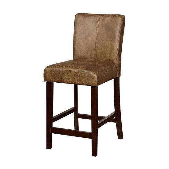 Miller Upholstered Counter Stool