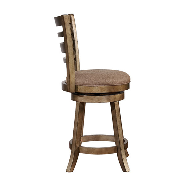 Southern Wood Swivel Counter Stool