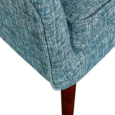 Ava Tweed Accent Chair
