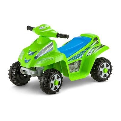 KidTrax Moto Trax 6 Volt Toddler Quad Electric Ride-on