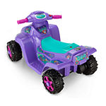 KidTrax Melody 6 Volt Toddler Quad Electric Ride-on