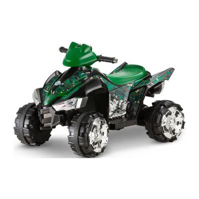 KidTrax ATV Quad 6 Volt Electric Ride-on