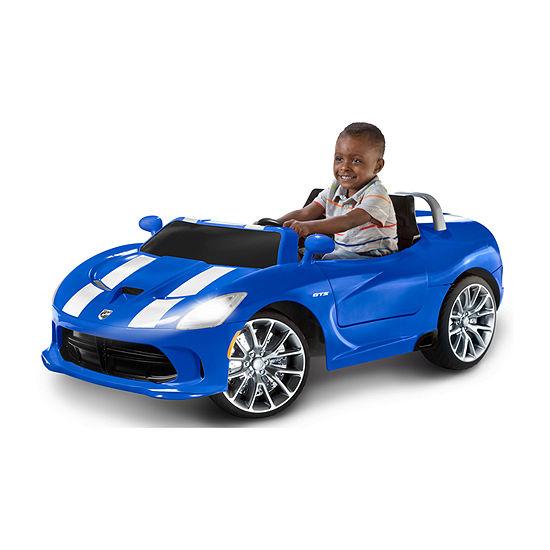 Kid Trax Dodge Viper Srt 12volt Electric Ride-On