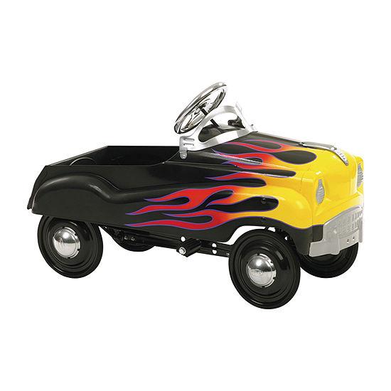 Kid Trax Hot Rod Pedal Car
