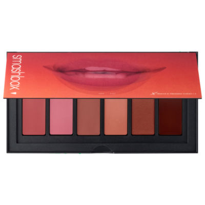Smashbox Be Legendary Pucker Up Lipstick Palette