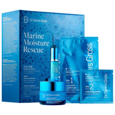 Dr. Dennis Gross Skincare Marine Moisture Rescue Set