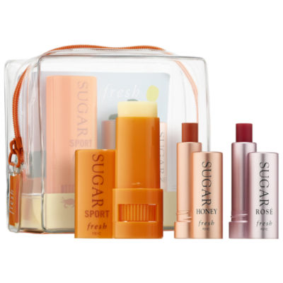 Fresh #Sport Your Sugar Lip Kit
