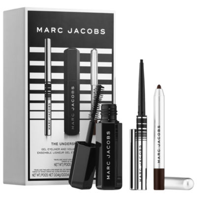 Marc Jacobs Beauty The Undersmoke Kit: Gel Eyeliner and Volumizing Mascara Set