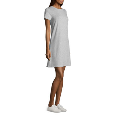 Xersion Cut Out Tank Dress - Tall 37.5""