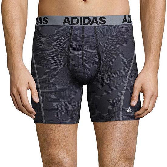 adidas® 2-pk. Sport Performance climacool® Camo Boxer Briefs