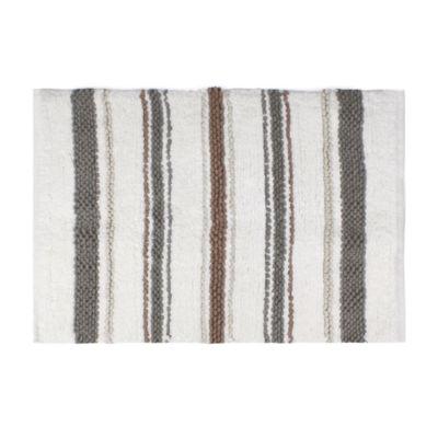 Saturday Knight Colorware Stripe Bath Rug