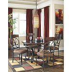 Signature Design by Ashley® Glambrey 5-Piece Dining