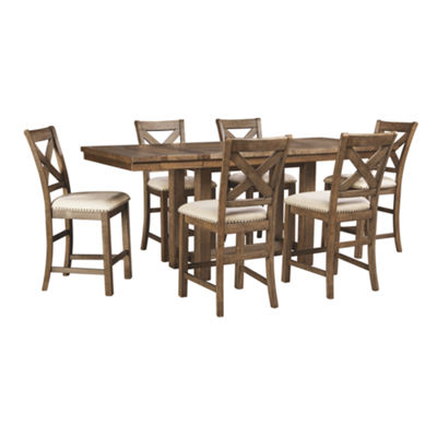 Signature Design by Ashley® Kavarna 7-Piece Counter Height Dining