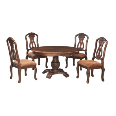 Signature Design by Ashley North Shore 5Piece Dining JCPenney