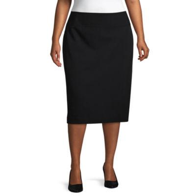 Worthington Pencil Skirt - Plus