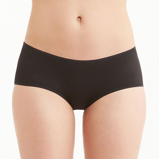 Montelle Intimates Microfiber Boyshort Panty 9386