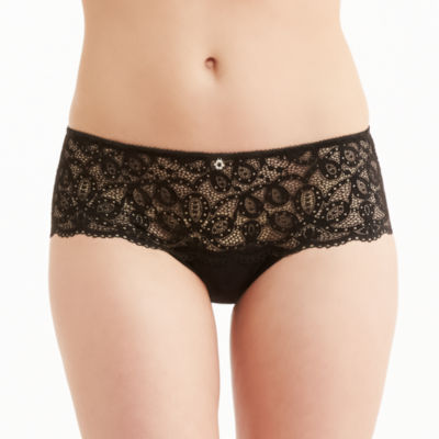 Montelle Intimates Lace Brief Panty