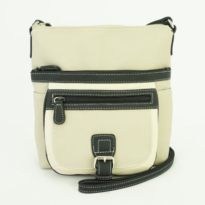 St. John's Bay Mini Multi Flare Crossbody Bag
