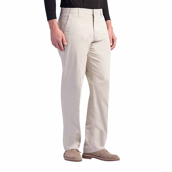 e3c7539399246 Lee Total Freedom Relaxed Fit Flat Front Pants Big and Tall JCPenney