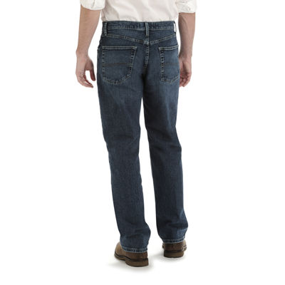 Lee Mens Loose Fit Straight Jean-Big and Tall