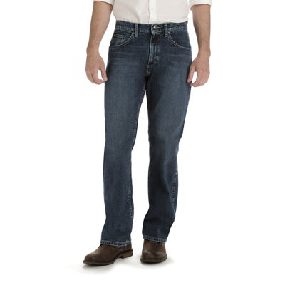 Lee Men's Loose Fit Straight Leg Jean - Big and Tall