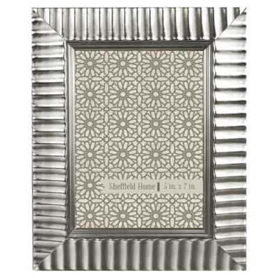Chelsea 5x7 Silver Tabletop Frame