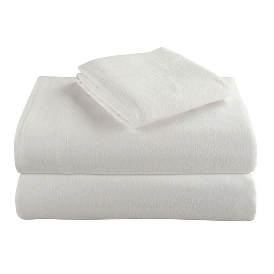 Turkish Cotton Flannel Sheet Set