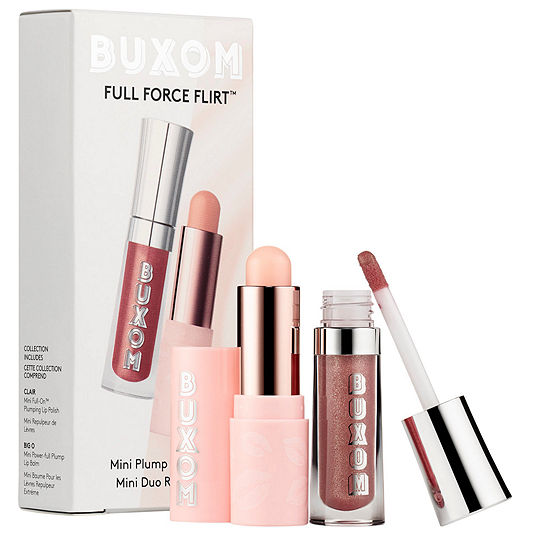 Buxom Full Force Flirt™ Mini Plump and Pout Duo