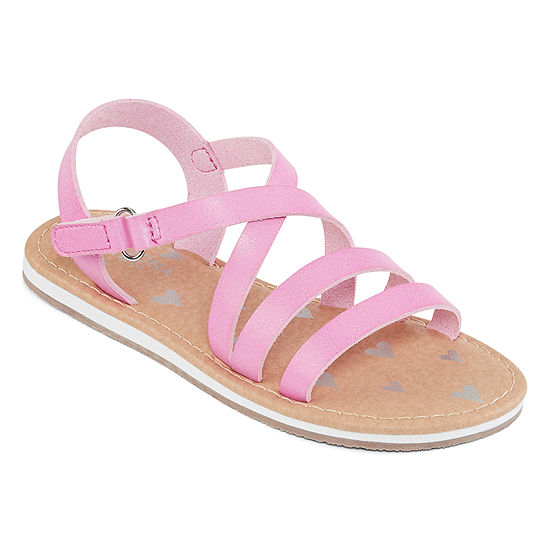 Arizona Girls Raquel Flat Sandals