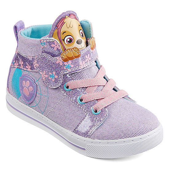 c4eba1a4fbeaf7 Paw Patrol Toddler Girls Sneakers - JCPenney
