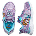 Nickelodeon Paw Patrol Athletic Toddler Girls Hook and Loop Sneakers