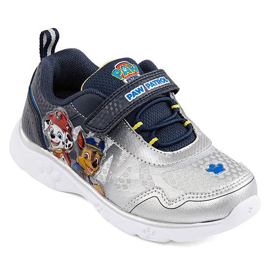 Nickelodeon Paw Patrol Toddler Boys Sneakers Elastic