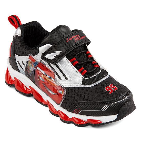 Disney Cars Toddler Boys Sneakers