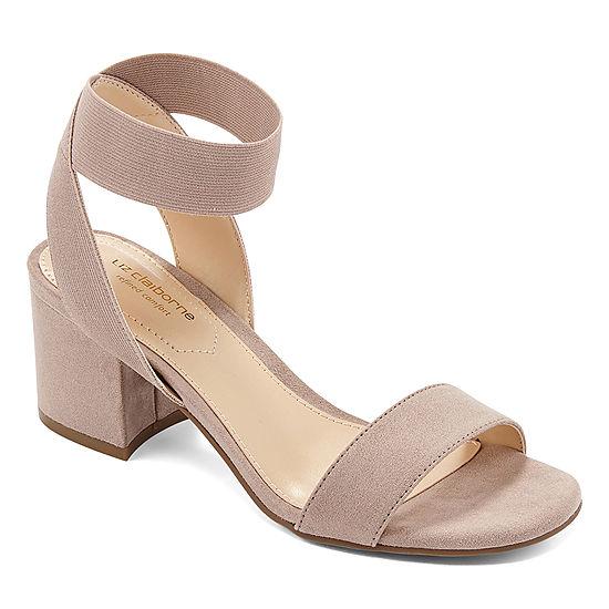 c972b9421b116 Liz Claiborne Womens Eastwick Strap Sandals - JCPenney