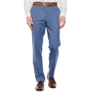 JF J.Ferrar Slim Fit Suit Pants