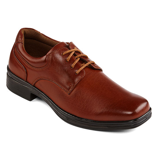 Stafford Little Kid/Big Boys Landon Oxford Shoes Closed Toe