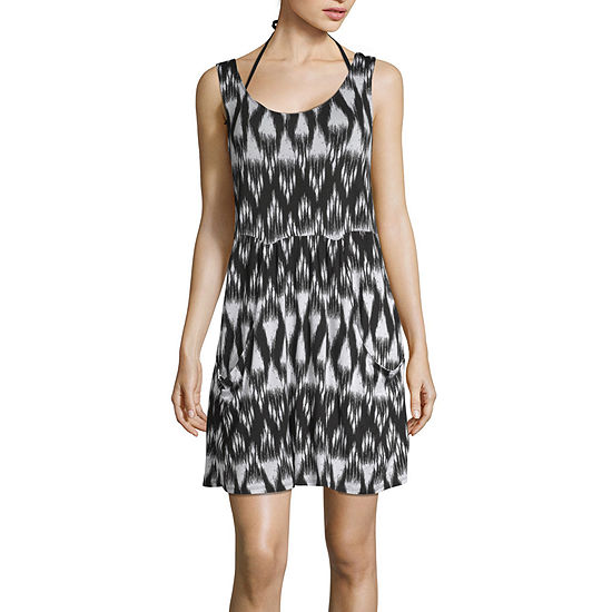 a.n.a Diamond Swimsuit Cover-Up Dress