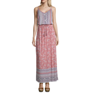 Artesia Sleeveless Maxi Dress