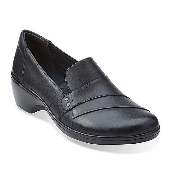20fbc1bfd6e Clarks® May Marigold Slip-On Shoes - JCPenney