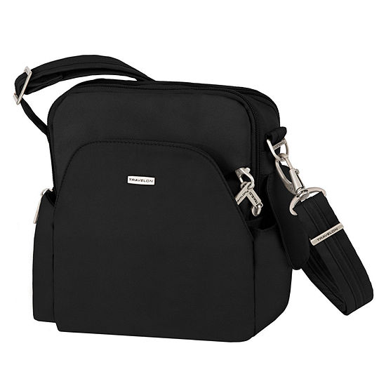 Travelon Anti Theft Classic Travel Crossbody Bag