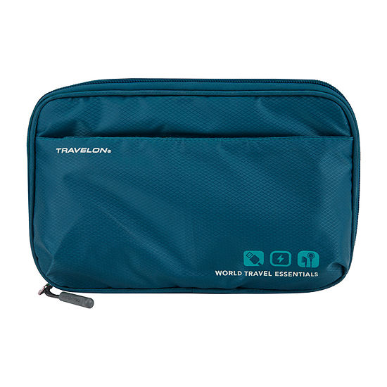 Travelon World Travel Essentials Pouch