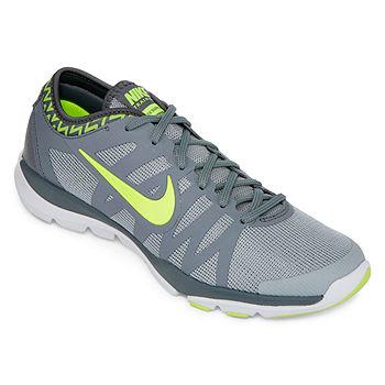 Seguid así intelectual lucha  Nike® Flex Supreme TR 3 Womens Training Shoes-JCPenney, Color: Grey/volt