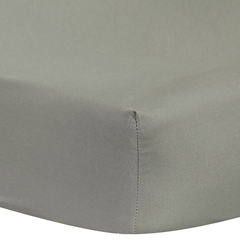 Trend Lab® Crib Sheet - Gray