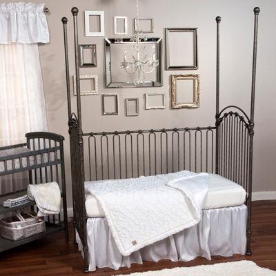Trend Lab® Marshmallow 3-pc. Crib Bedding Set